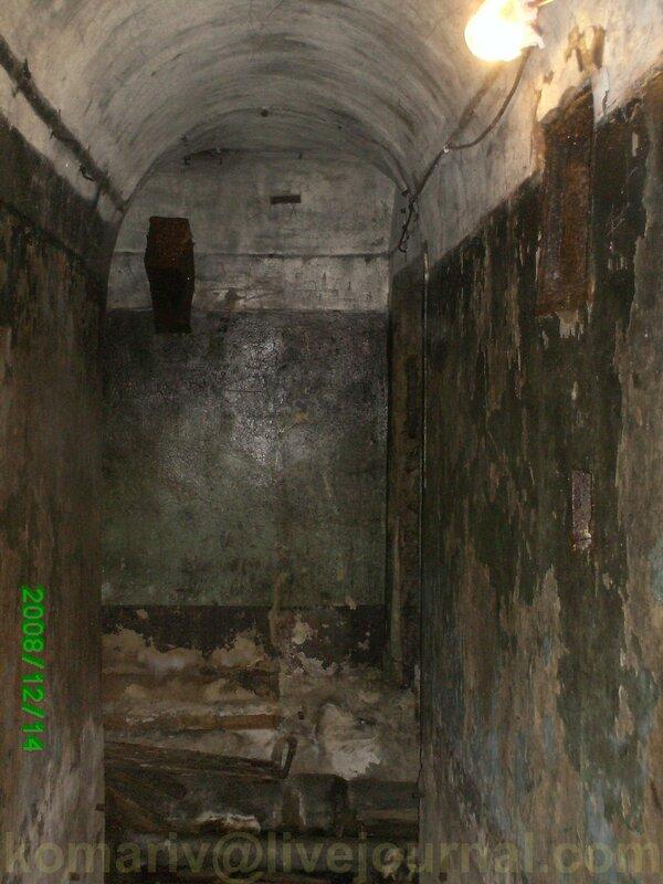 Развилка подземных коридоров.