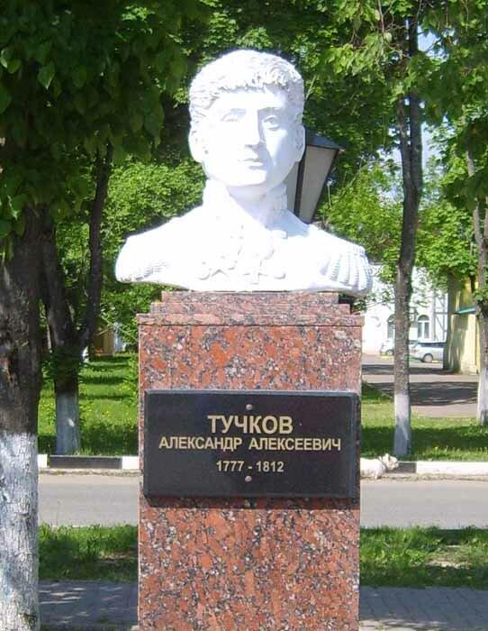 в Тучково