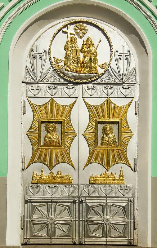 Врата в Троицкий собор