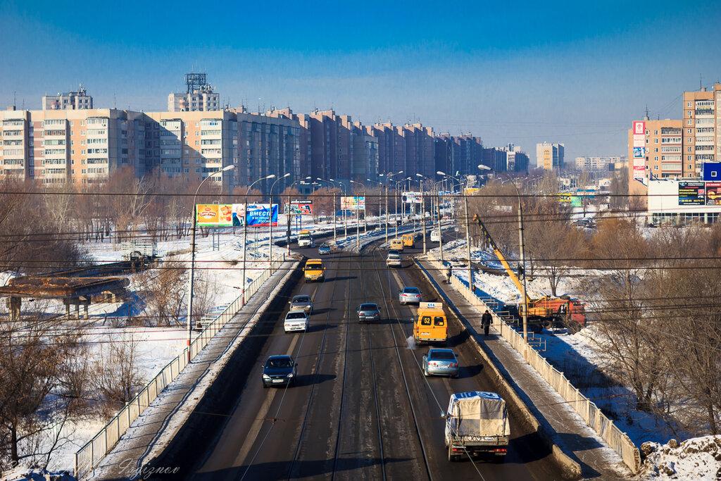 Транспортный мост черрез р. Свиягу