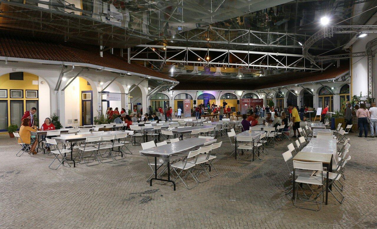 Лейрия. Рынок Святой Анны (Mercado de Sant'Ana)