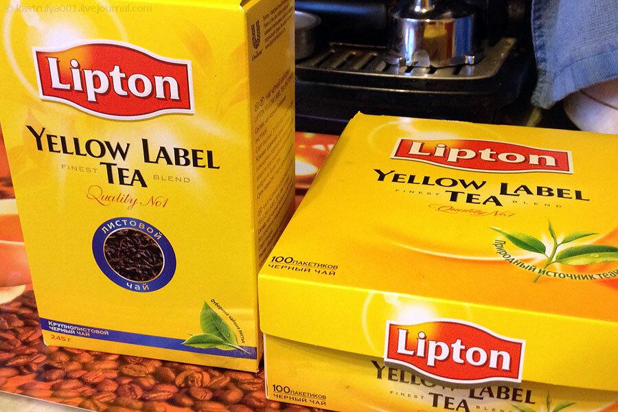 Из чего сделан чай в пакетиках? Эксперимент!
