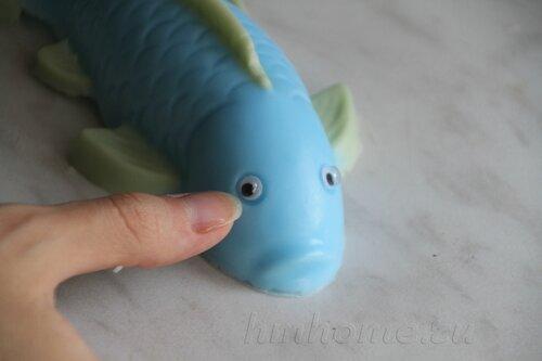 Мыловарение - Мыльная рыбка