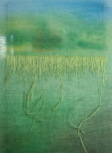 Этапы объемной вышивки