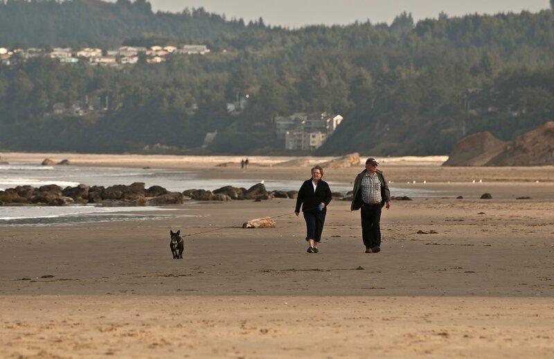 Прогулки по пляжу
