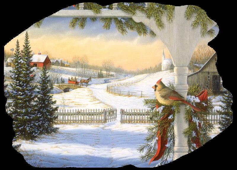 с первым днем зимы винтаж картинки любом месте фото