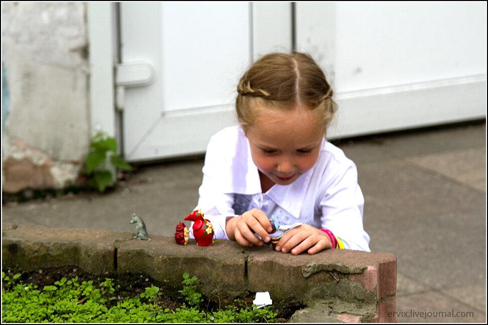 Уссурийский ребенок