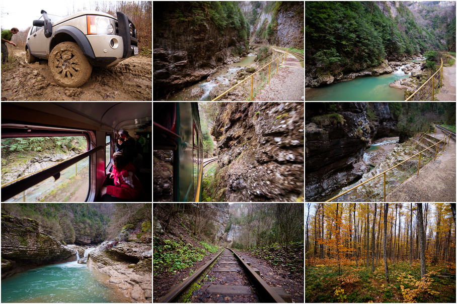 Гуамское ущелье (2012-11-25)