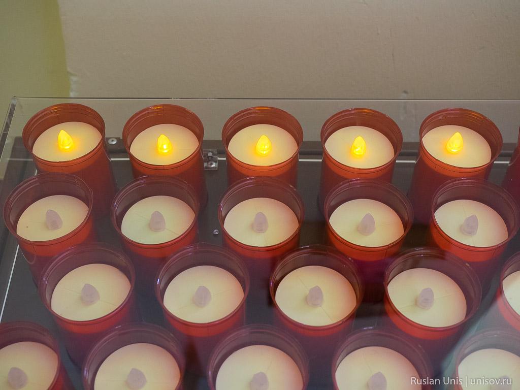 Электрические свечи
