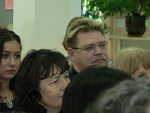 Николай Бандурин в Арт-Изо-Центре