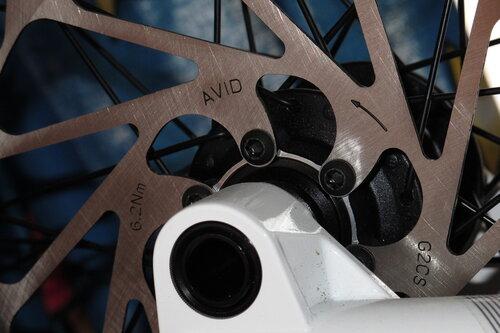 Правильная установка ротора дискового тормоза
