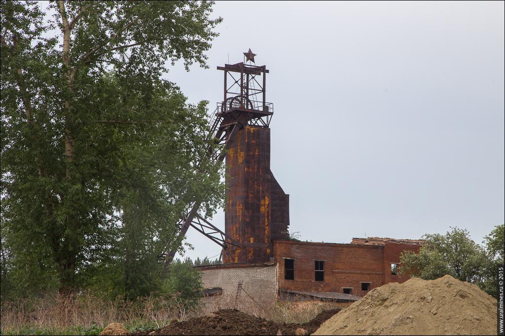 Угольные шахты Буланаш