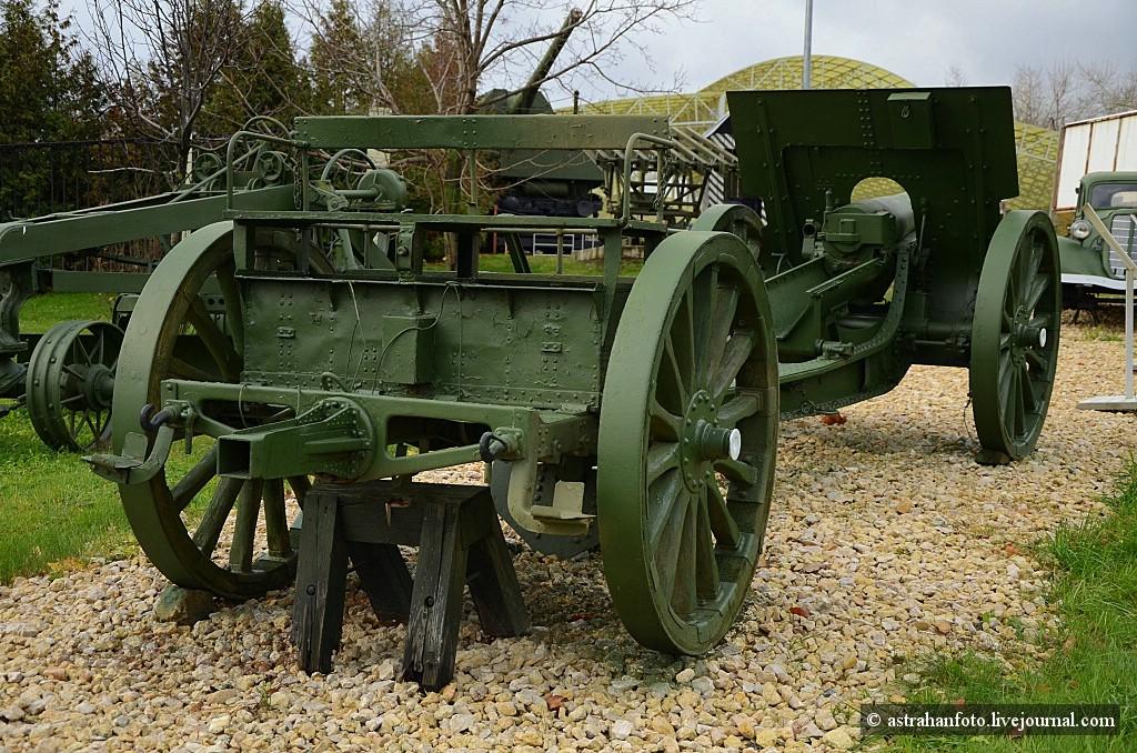 122 мм гаубица образца 1910 30 годов - фото 10