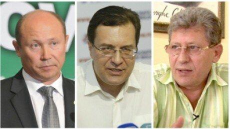 Правящая коалиция не складывается у Лупу, Гимпу и Стрельца