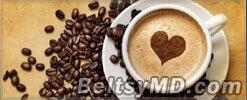 Найти позитив поможет кофе