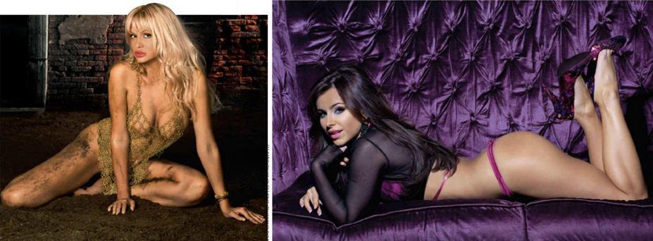 Виктория Лопырева, Ани Лорак - 100 самых сексуальных женщин страны - Россия Maxim hot 100