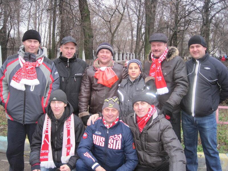 КБ Дзержинск: Стихотворный фоторепортаж «Волга» vs «Спартак» (Фото)