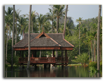 Малайзия. Лангкави. Four Seasons Resort Langkawi. Ilham Pavillion