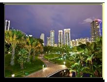 Малайзия. Куала-Лумпур. Фото elwynn - Depositphotos