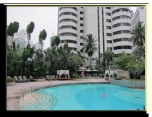 Малайзия. Куала-Лумпур. Shangri-La Hotel, Kuala Lumpur. Pool