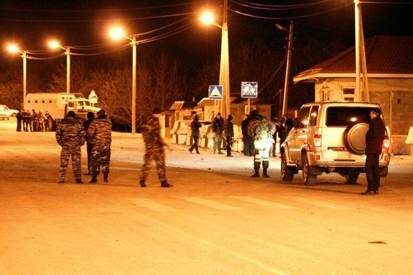 Вчера в Дагестане.