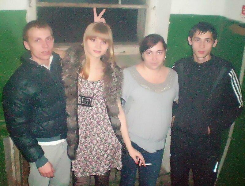 Юное кисо из Курска