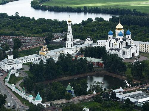 Николо-Угрешский монастырь1.