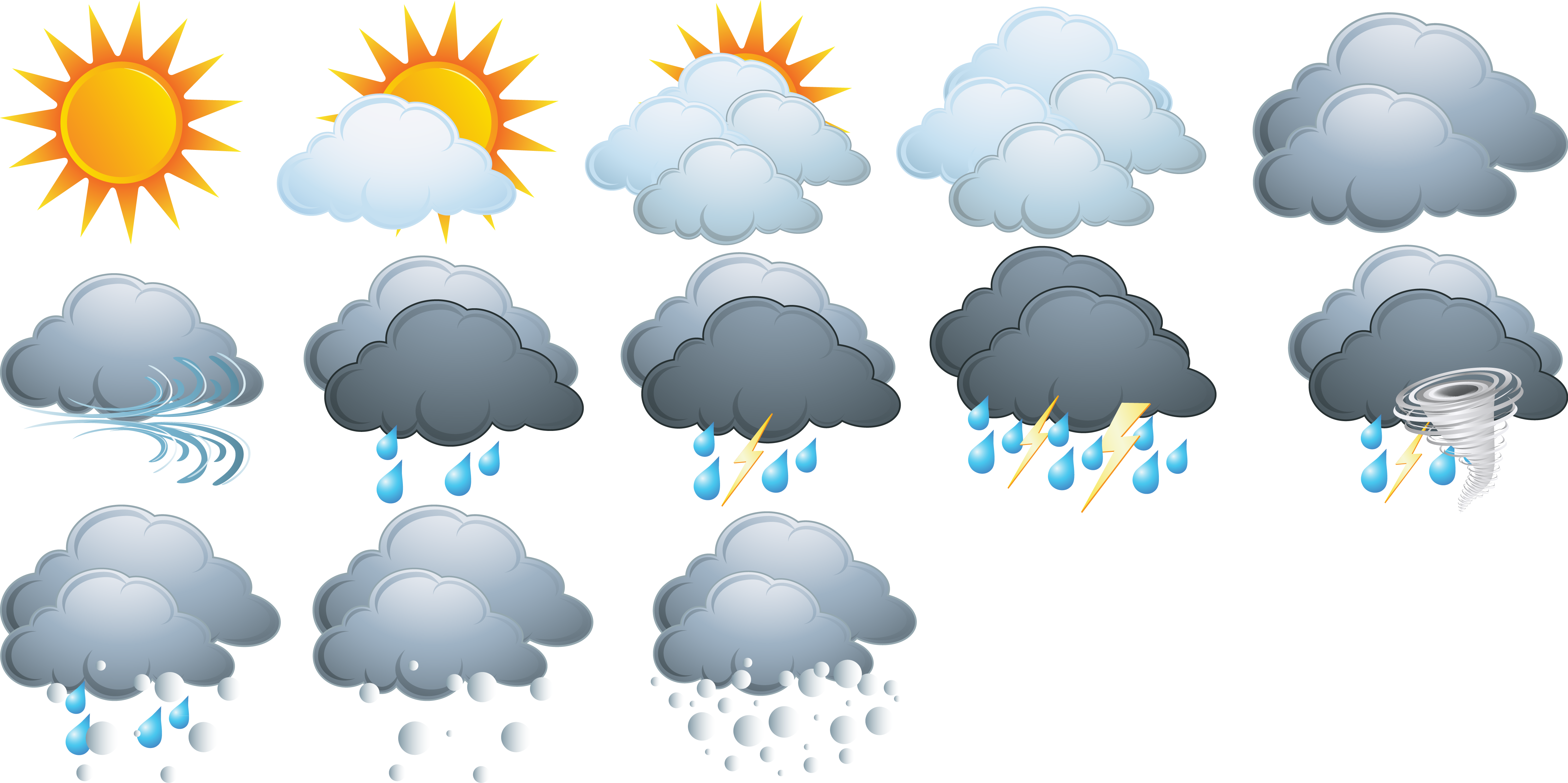 Погода в картинках