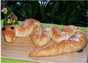 Хлеб испечён