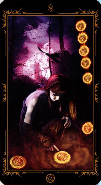 Карты Таро Тёмных Сказок/ Dark Fairytale Tarot