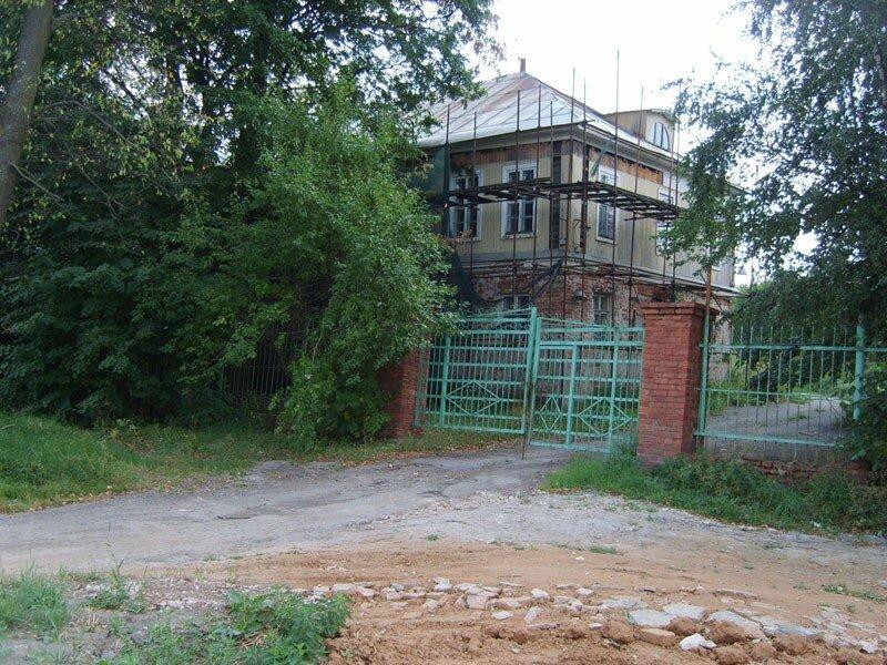 Перхушково, усадебный дом