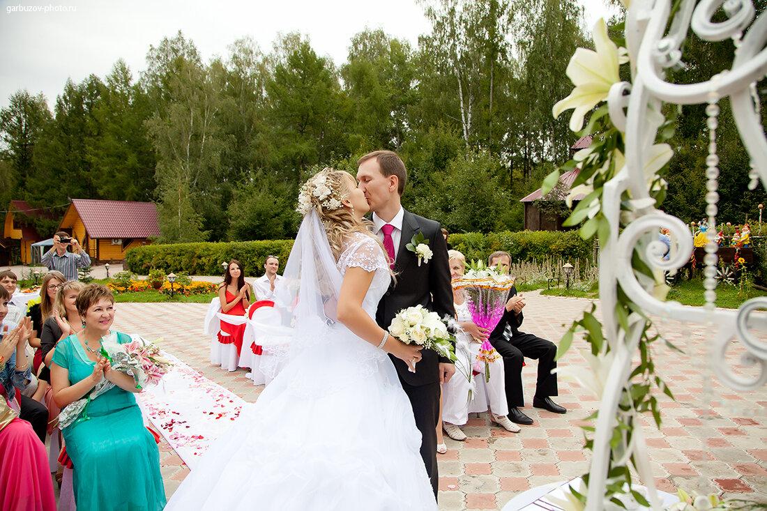 Свадьба Юры и Оксаны.