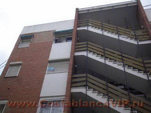 квартира в Benidorm, квартира в Бенидорме, квартира в Испании, недвижимость в Бенидорме, недвижимость в Испании, залоговая недвижимость, Коста Бланка, квартира от банка, CostablancaVIP, Benidorm