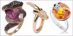 Такие кольца могут стать талисманом2013 года