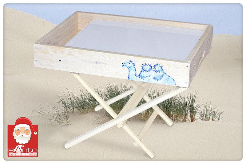 Стол для песочной анимации как сделать