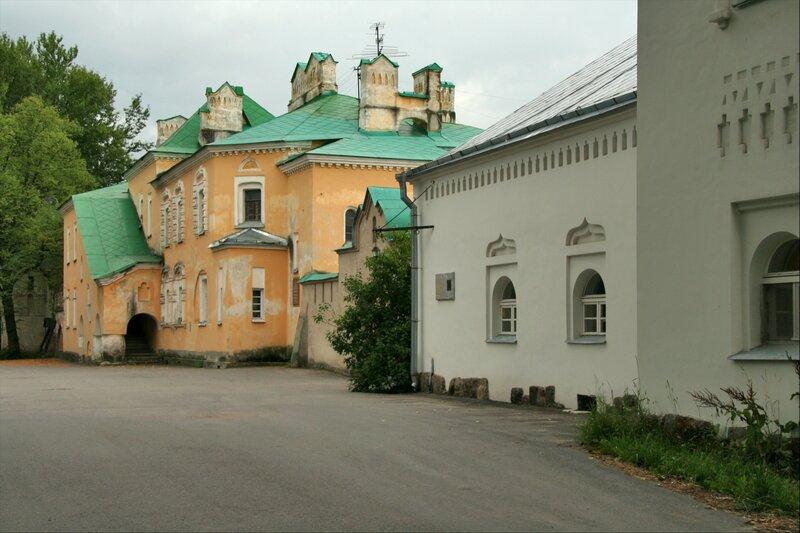 Желтая и Белая палаты Федоровского городка