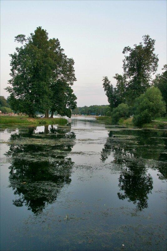 Колонистский пруд, Царское Село