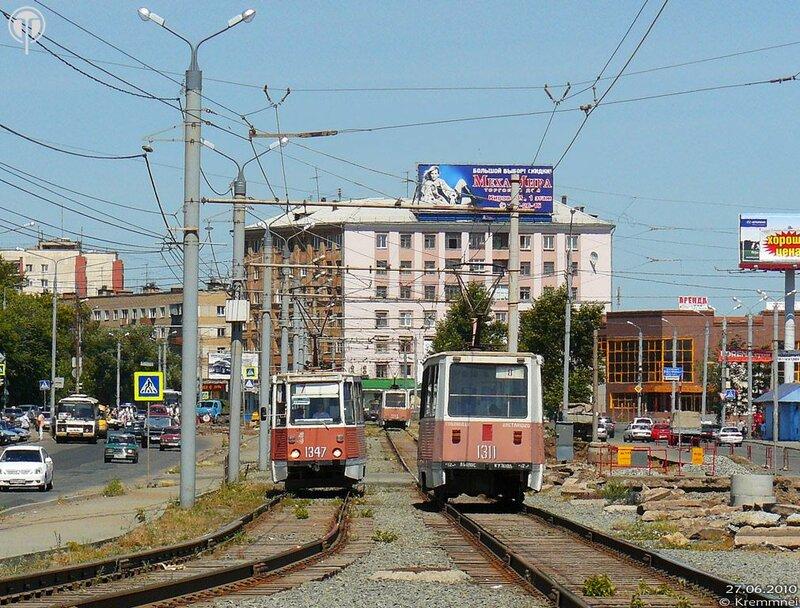 Улица Степана Разина (Челябинск)
