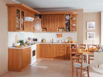 Отделка кухни: панели, плитка или пластик.