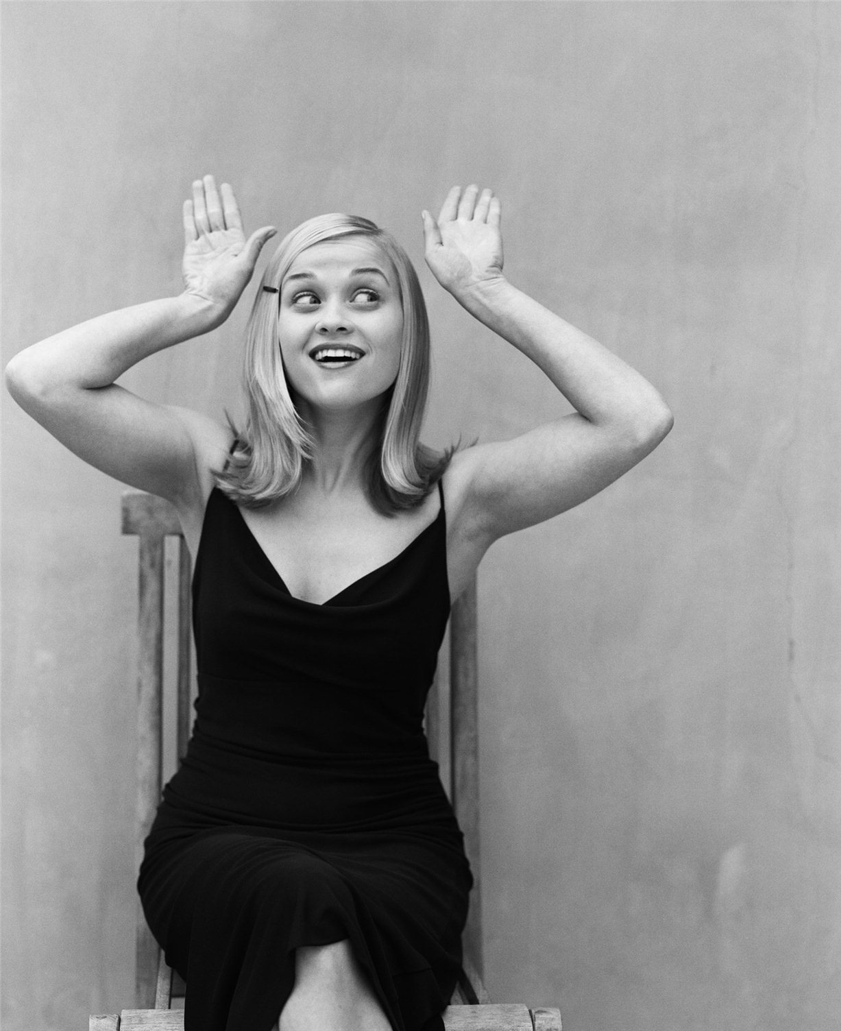 Reese Witherspoon / Риз Уизерспун - звезды Голливуда, фотограф Firooz Zahedi