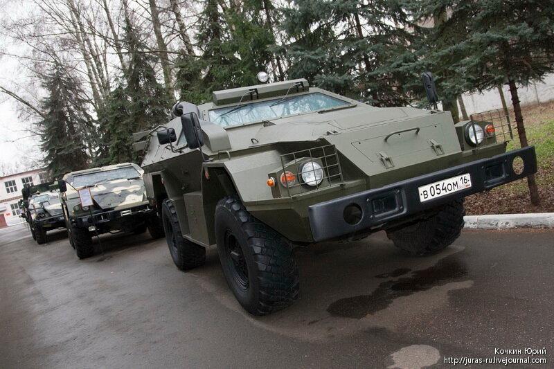 Автомобиль КАМАЗ-43269 ВЫСТРЕЛ-М (базовое защищенное шасси). Технический облик военного автомобиля многоцелевого назначения XXI века