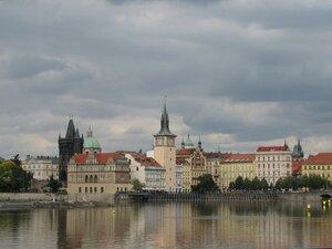 В Праге..