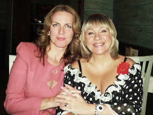 Маргарита Майская и Ирина Грибулина