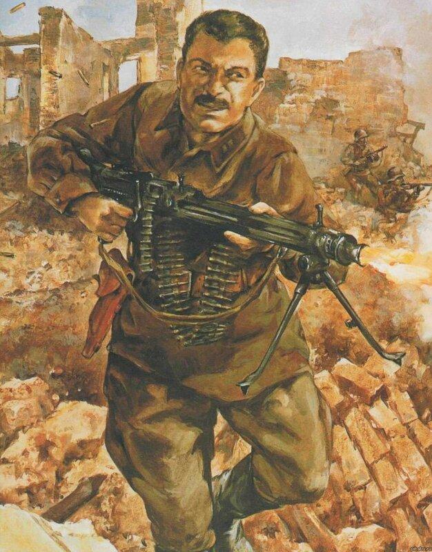 Михаил Гахокидзе бросился с тремя солдатами на помощь фланговому взводу,они захватили пулемёт,из которого Гахокидзе лично уничтожил 30 гитлеровцев.