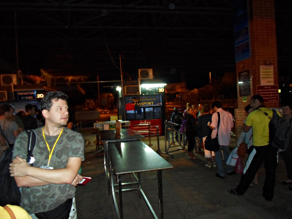 Визаран-тур из Паттайи во Вьентьян (Лаос) – хронология + фото