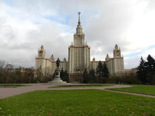 Где лучше всего гулять в Москве?
