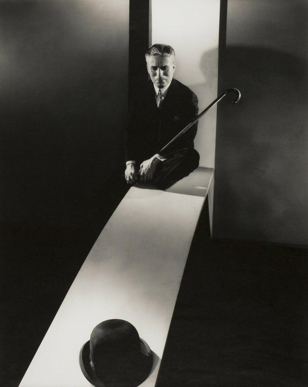 1931. Чарли Чаплин