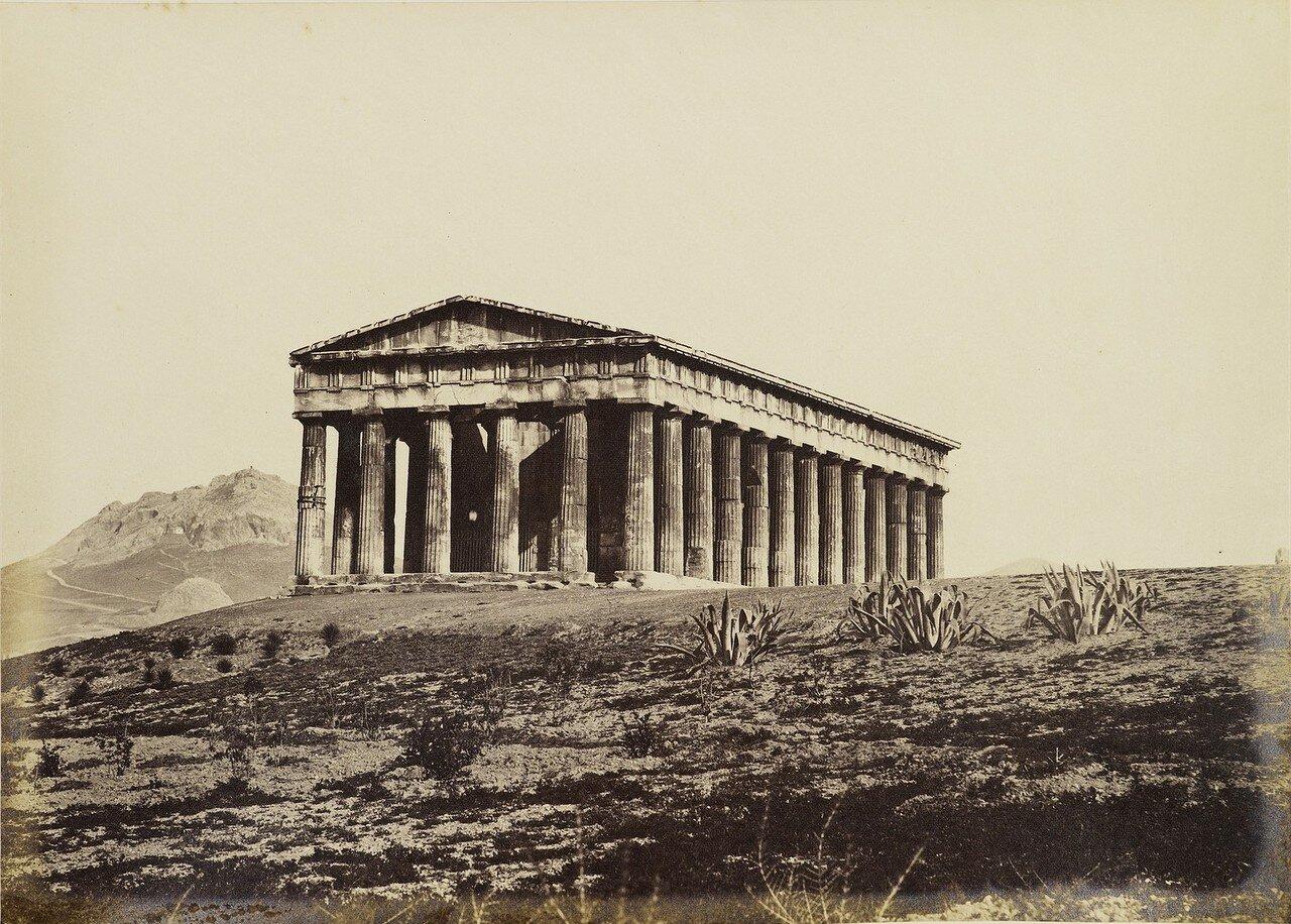 Храм Тесея. 1880-90