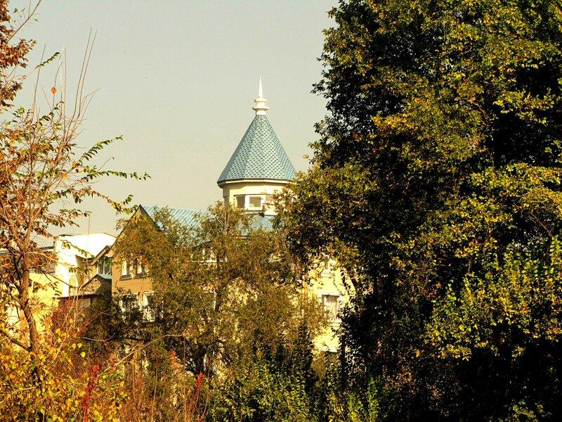 Замок в Алматы