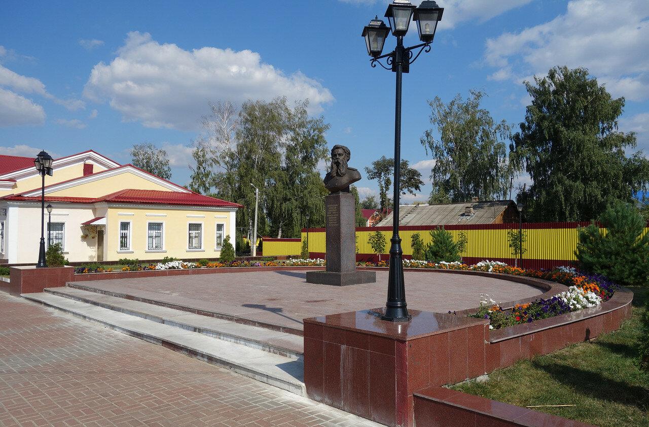 станция Жданка Мск ЖД. Бобринский